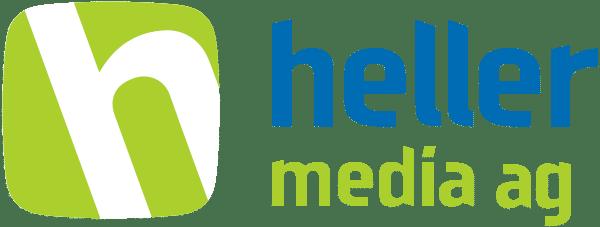 Heller Media AG – Logo