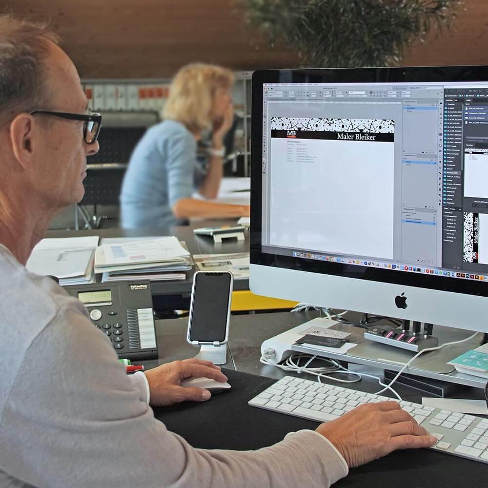 Druckerei Heller Media AG in Muri AG produziert Ihre Druckvorlagen